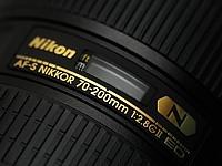 Nikkor AFS 70-200mm f/2.8 VR II