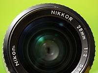 Nikkor AIS 28mm f/2