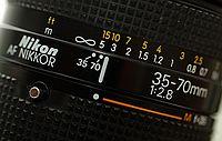 Nikkor AF 35-70mm f/2.8