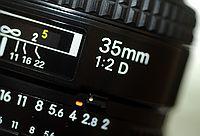 Nikkor AF 35mm f/2D